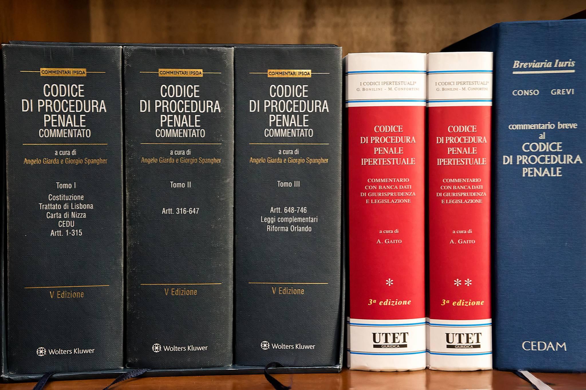 diritto e processo penale genova